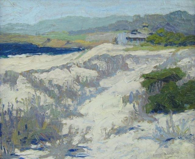 Louise Everett, California, 1899-1959), Carmel