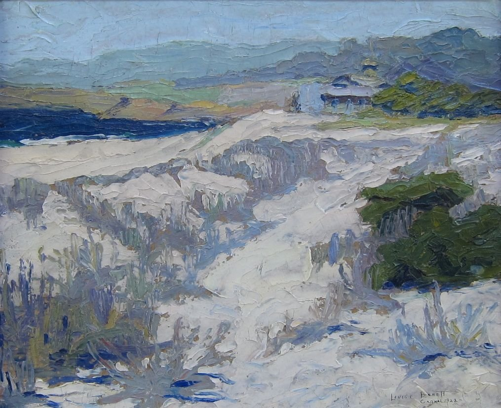 Louise Everett, California, (1899-1959), Carmel, 1922