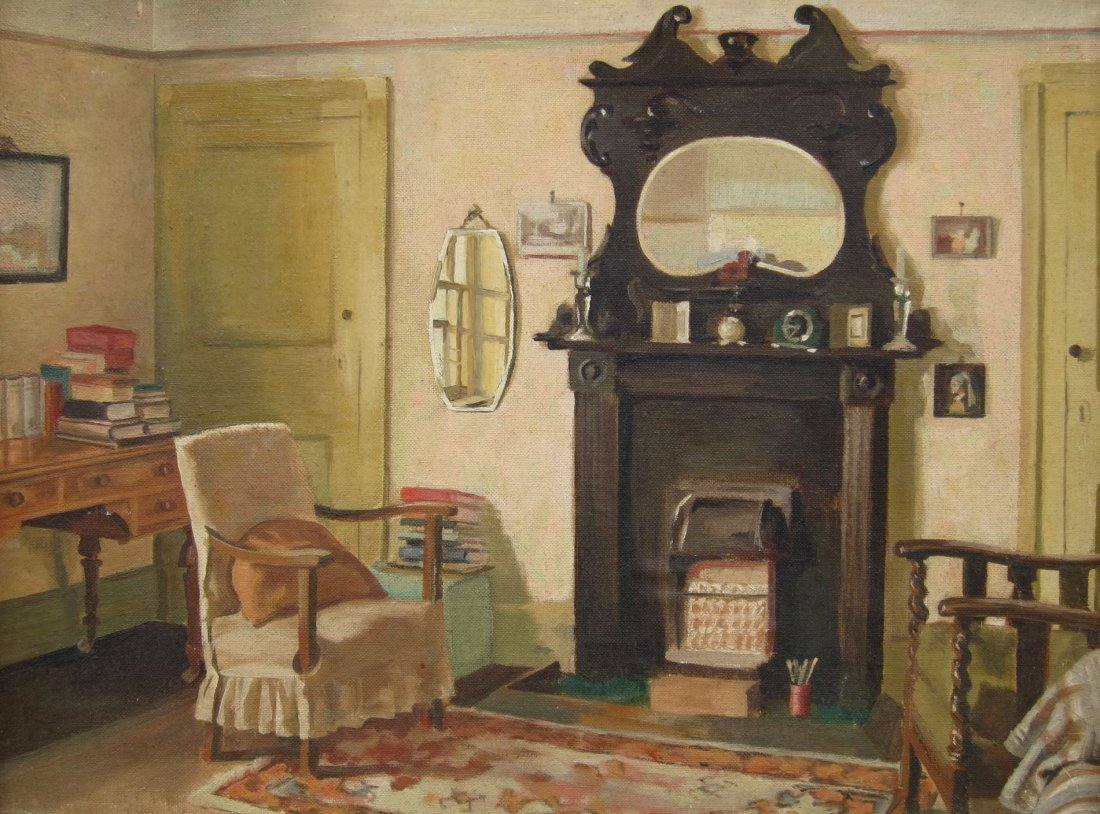 Room Interior - possibly by Hobson Pittman