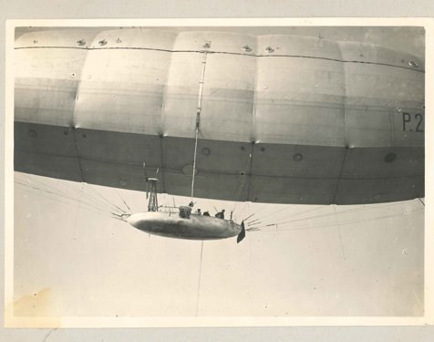 Assorted Photographs of early airships:  Including the