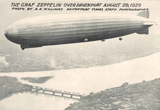 13 Photographs or reproductions of Rigid Airships: