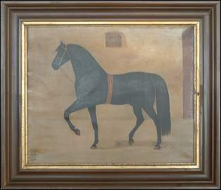 Original Oil  Painting by Sanyu
