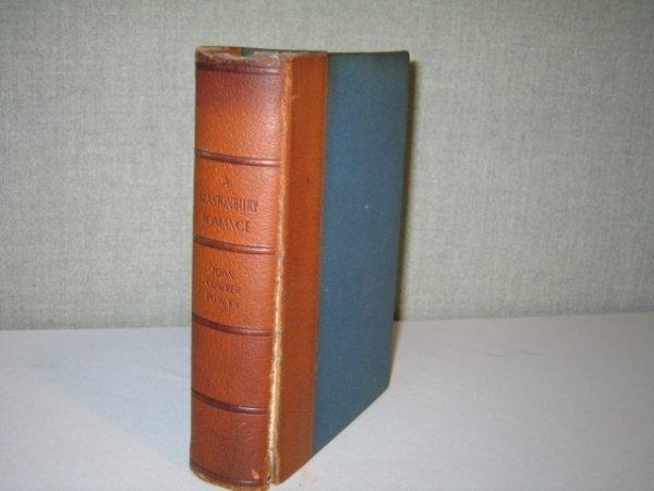 "16: 1932 SGD LTD ED POWYS ""A GLASTONBURY ROMANCE""."