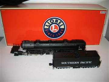 95: SOUTHERN PACIFIC LOCOMOTIVE AND TENDER