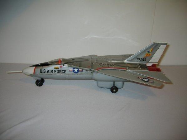 194: BATTERY OPERATED JAPAN GRUMMAN F111A JET FIGHTER - 3