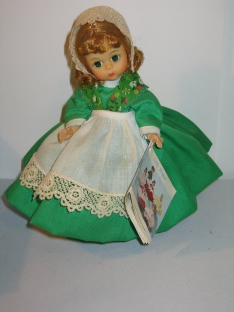 """404: MADAME ALEXANDER """"IRELAND"""" #578 IN BOX AND TAGS"""