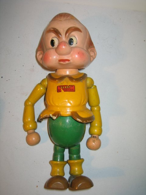 419: GABBY JOINTED DOLL, IDEAL NOVELTY & TOY MFG. CO.
