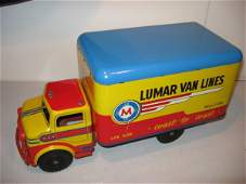 514: LUMAR VANLINES COAST TO COAST MOVING TRUCK