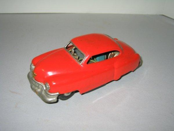 511: HADSON BATTERY OP. ORANGE CAR