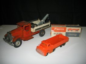 METALCRAFT GOODRICH TIRES TOW & STRUCTO TRUCK