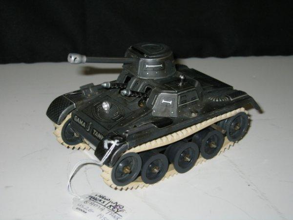 582: 1950'S GAMA US ZONE ARMY TANK, GERMANY
