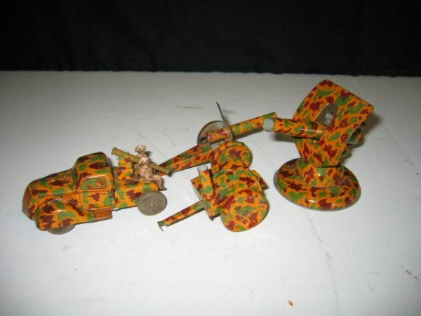 589: CAMOUFLAGE COLORS-INC. ARMY SET