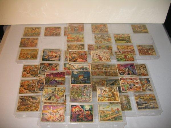 8D: GUM CARDS, HORRORS OF WAR, 1938