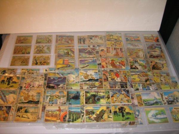 8E: GUM CARDS, UNCLE SAM, 1941, GUM, INC.
