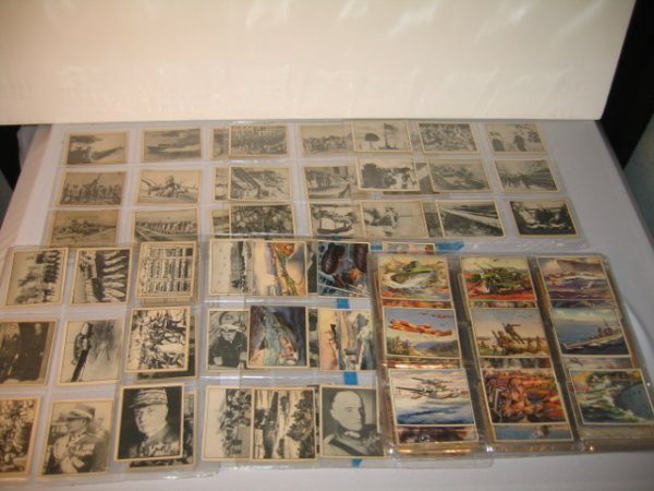 8F: WAR NEW PICTURES GUM CARDS, 1939