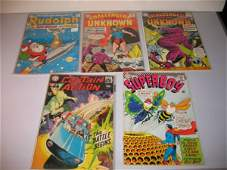 23 DC COMICS 195859636466 6869 5 TOTAL