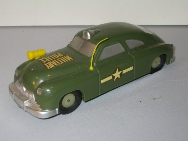56: SAUNDERS MILITARY POLICE CAR & COURTLAND  ANTI-TAN - 2