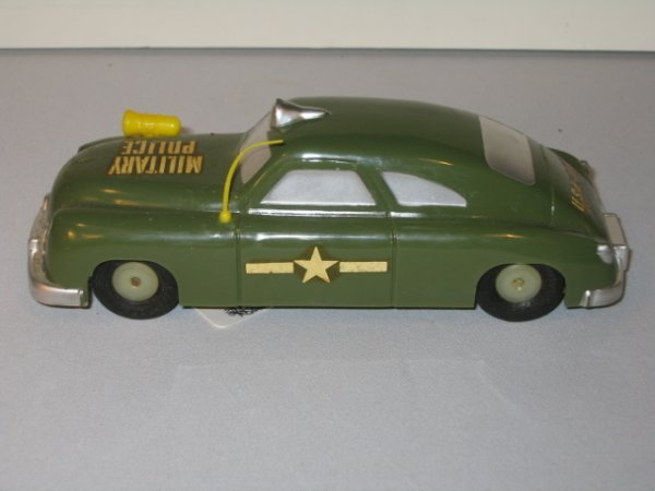 56: SAUNDERS MILITARY POLICE CAR & COURTLAND  ANTI-TAN - 3