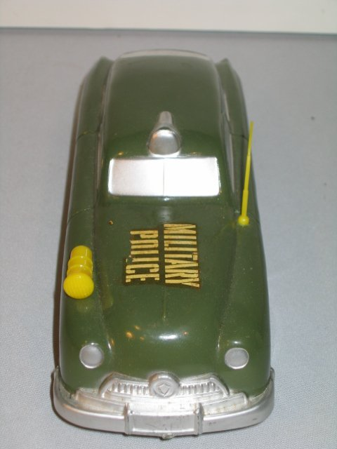 56: SAUNDERS MILITARY POLICE CAR & COURTLAND  ANTI-TAN - 5