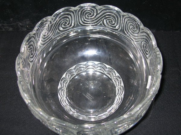 454: TIFFANY BOWL FROM LOUIS COMFORT TIFFANY COLLECTION - 2
