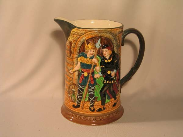 1A: BESWICK BEER PITCHER,  NO. 1146