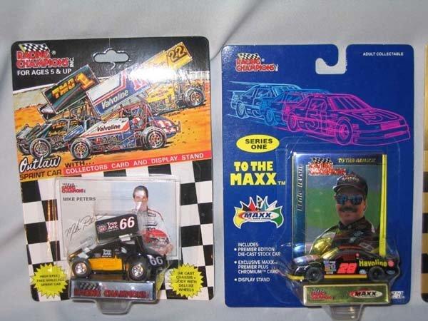 362: RACING CHAMPIONS STOCK CARS, 1 SPRINT CA