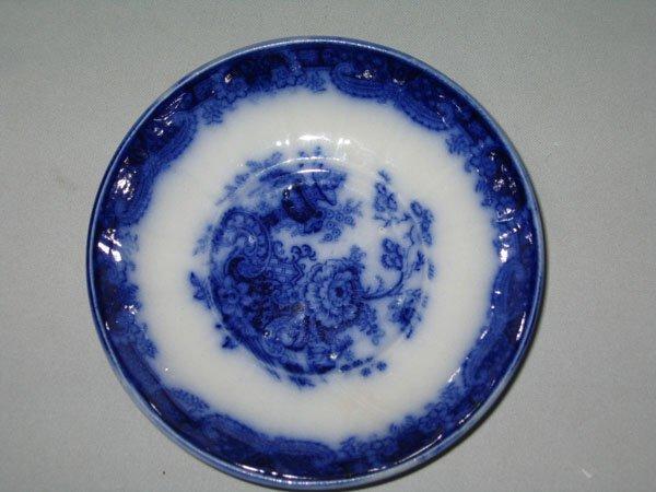 8: FLO BLUE DESSERT BOWL