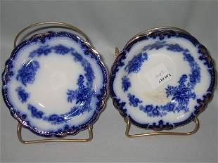 FLO BLUE DESSERT BOWLS (2)