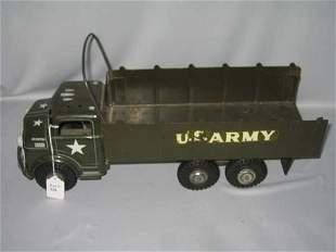 LU MAR US ARMY TRUCK, STEEL