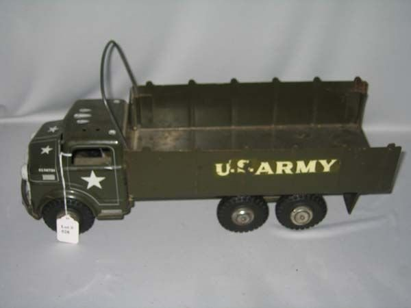 00528: LU MAR US ARMY TRUCK, STEEL