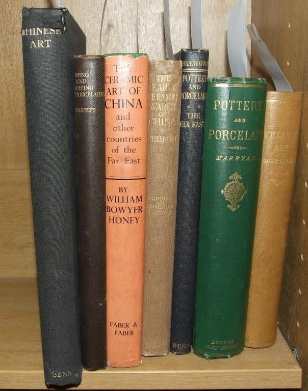 Hobson (R L), Chinese Art, Ernest Benn Ltd, London