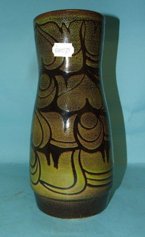 A Poole Pottery Aegean vase, 93, bears monogram of Alan - 2