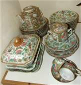 A Chinese famille rose porcelain tureen and cover, 25