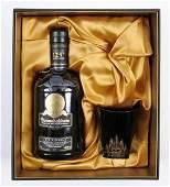 A bottle of Bunnahabhain 1971 single malt Scotch