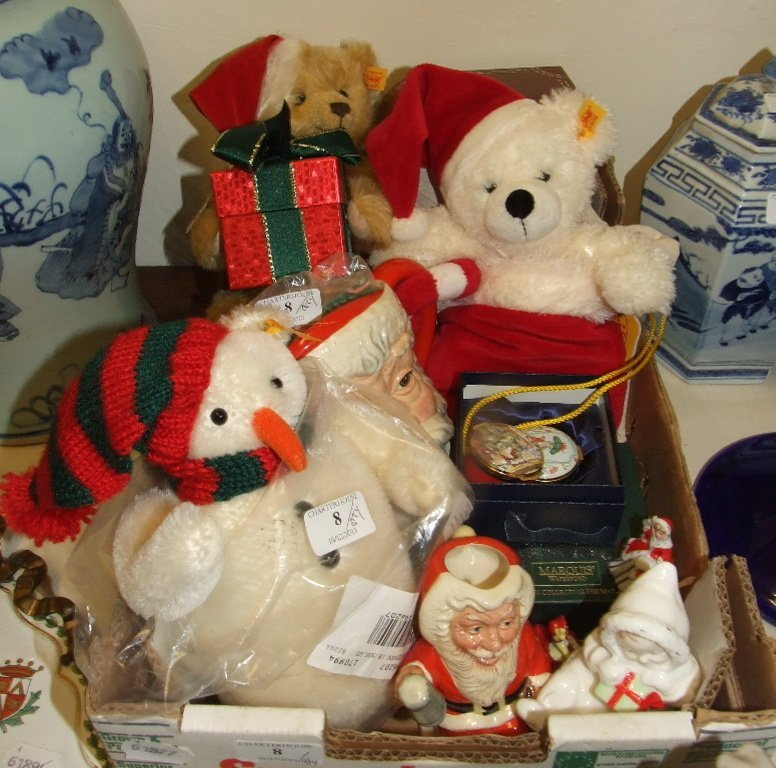 A Royal Doulton character jug, Father Christmas, D6940,