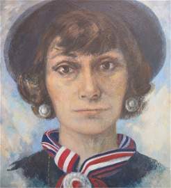 �The Young Coco Chanel�  by Marion Pike