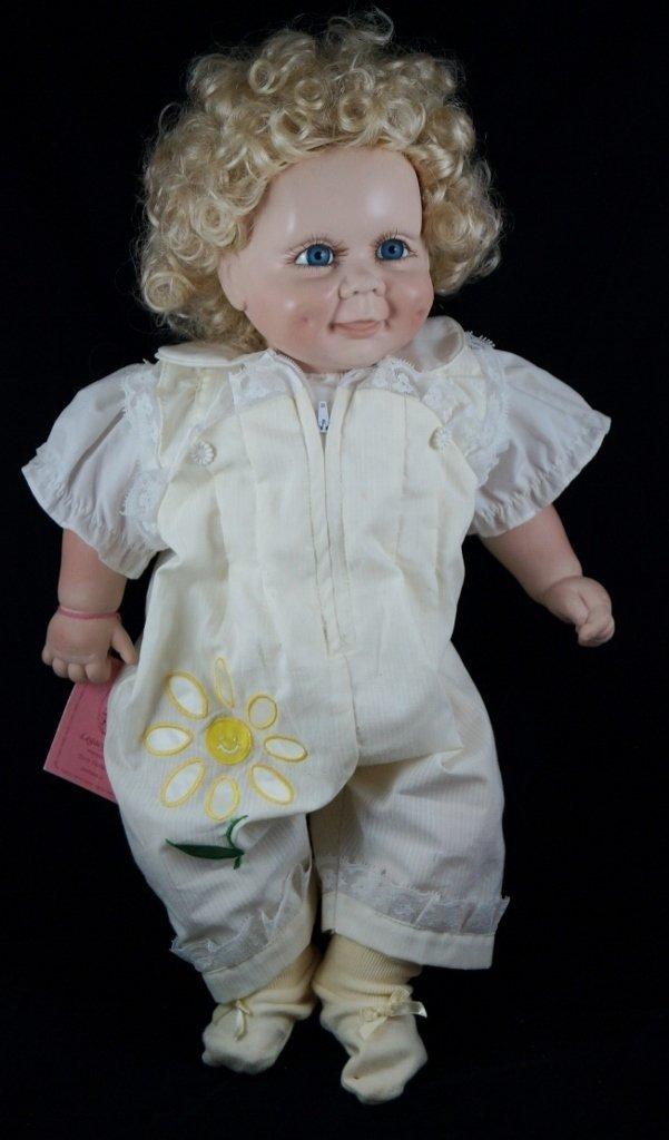 Classic Legacy Doll Terri DeHetre Original Signed Numbe