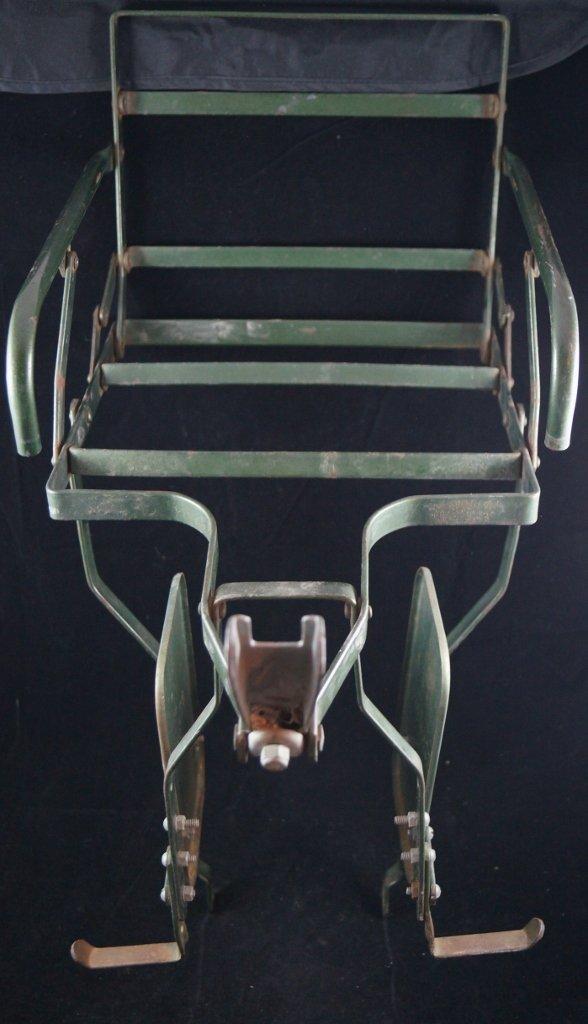 Vintage Schwinn Baby Child Bicycle Carrier Seat