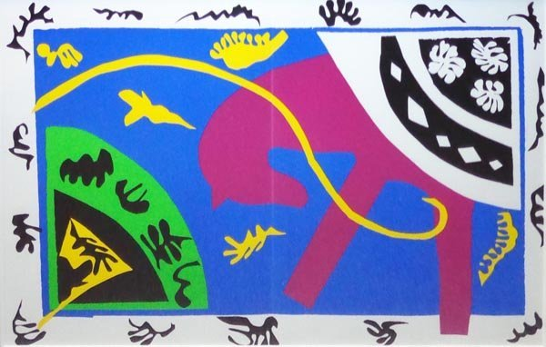 HENRI MATISSE (French, 1869-1954), 'Le cheval,