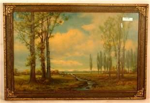 R Atkinson Fox - Canadian Landscape