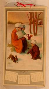 230: Bessie Pease Gutmann - 1915 Swift's Calendar