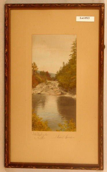 513: David Davidson - Mt. Washington Goblet