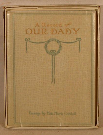 20: Bessie P Gutmann - Meta Grimball - Baby Book