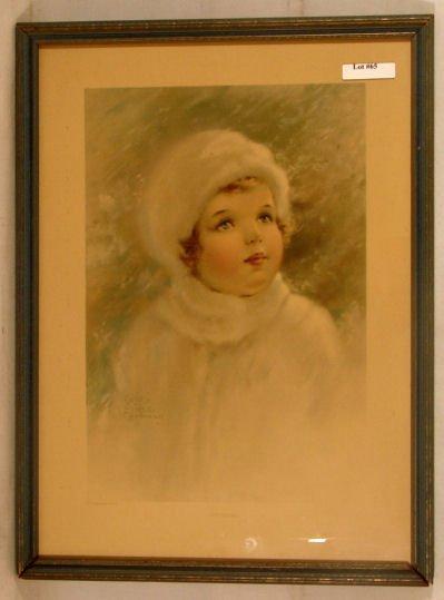 65: Bessie Pease Gutmann - Snow Bird