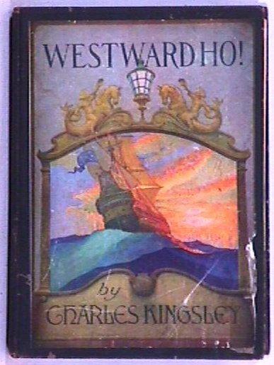 3: N.C. Wyeth - Westward Ho! Print Book