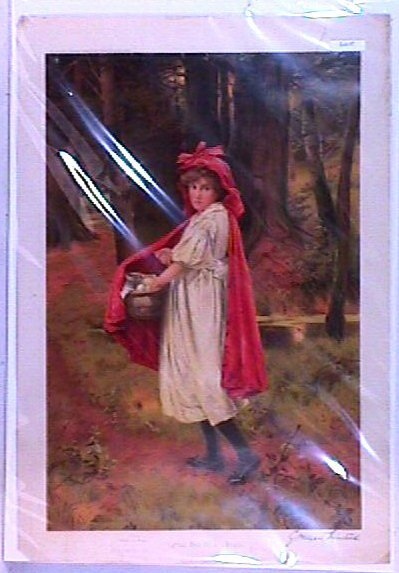 7: G Hillyard Swinstead - Little Red Riding Hood