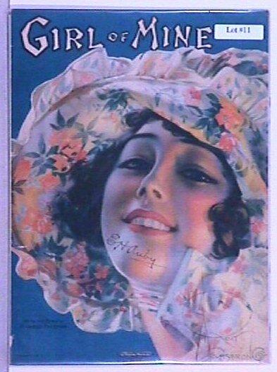 11: Rolf Armstrong - Girl of Mine