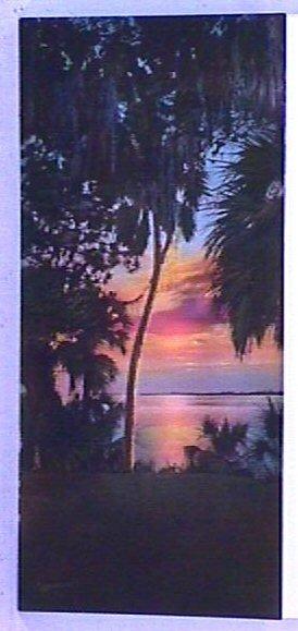 14: E.G. Barnhill - Florida Hand-Colored Photo