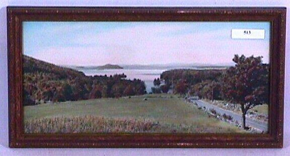 513: Charles Sawyer - Roberts Cove, Lake Winnipesaukee