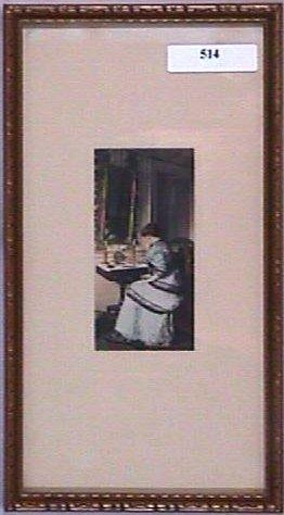 514: Fred Thompson - Interior Scene